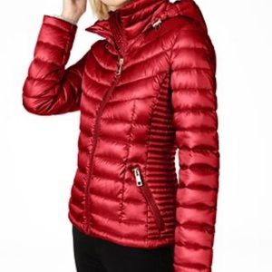 NWT Calvin Klein Packable Down Jacket